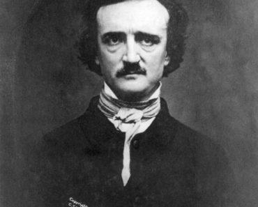 Retrato del escritor Edgar Allan Poe